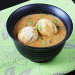 egg kurma recipe   south Indian style egg korma recipe