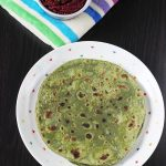 palak paratha recipe | spinach paratha recipe | palak recipes