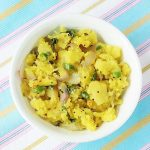 Potato curry recipe for masala dosa   Potato recipes