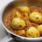 potato egg curry – aloo egg curry recipe