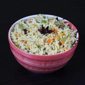 Chana dal pulao recipe | Chana dal rice recipe