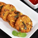 Masala vada recipe | South indian chana dal vada recipe
