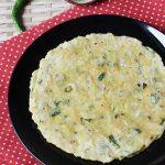 Akki roti recipe | Karnataka akki rotti (rice flour roti)