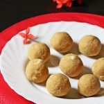 besan ladoo recipe | besan laddu | gram flour balls
