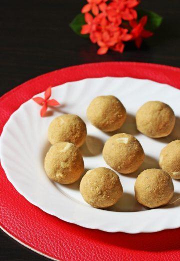 Besan ladoo recipe | How to make besan ladoo | Besan laddu