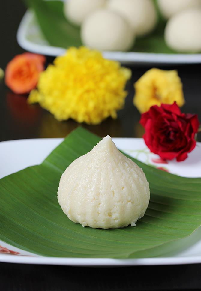 malai modak recipe