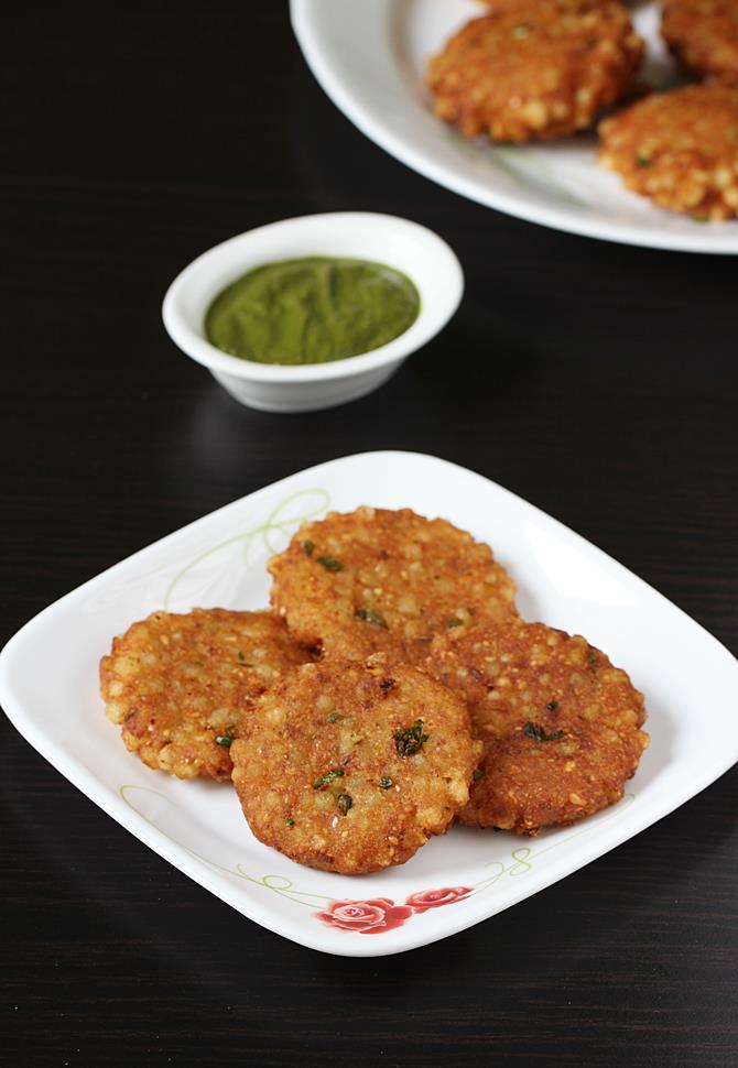 sabudana vada recipe swasthis recipes