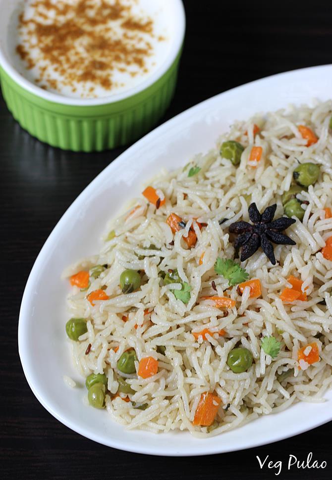 veg pulao recipe swasthis recipes