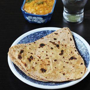 dal paratha recipe - how to make easy dal paratha