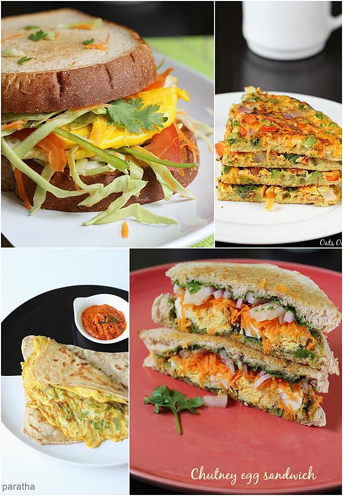 18 easy egg recipes for breakfast evening snack or dinner forumfinder Images