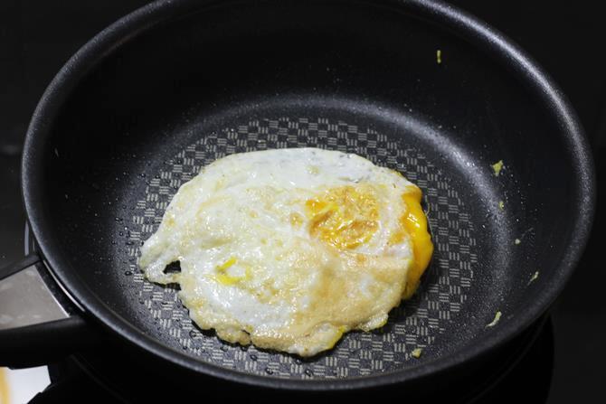 Fried Egg Sandwich 10 Mins Egg Breakfast Recipe
