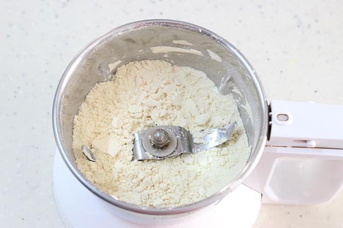 fried gram murukku