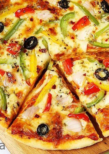Pizza recipe video   How to make pizza recipe   Homemade pizza recipe