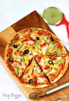 Pizza recipe video | How to make pizza recipe | Homemade pizza recipe
