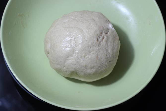pliable dough for puran poli recipe