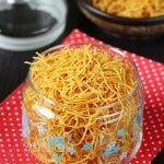 sev recipe | omapodi | sanna karapusa recipe