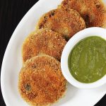 Veg cutlet recipe | Vegetable cutlet recipe with green chutney
