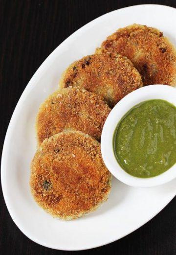 Veg cutlet recipe | Vegetable cutlet recipe | Snacks recipes