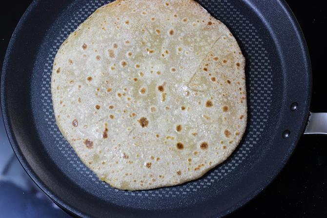 cabbage cheese paratha recipe 11