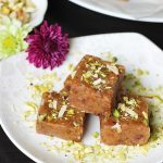 Dates halwa recipe | Dates burfi | Dates mawa ladoo