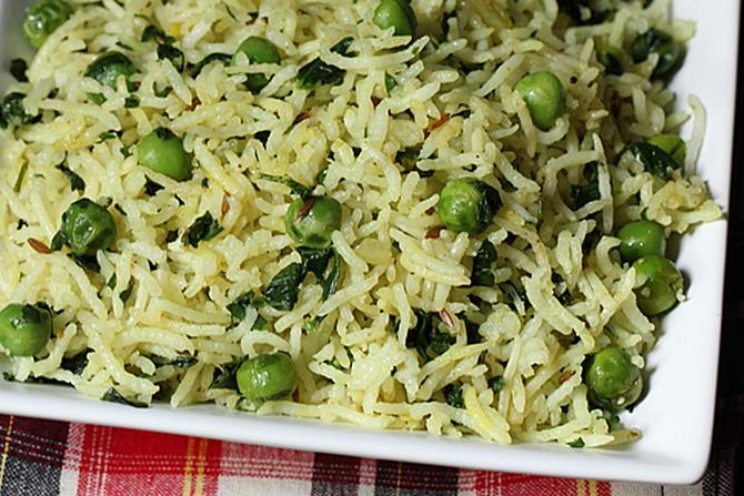 easy methi rice pulao recipes