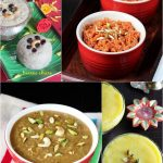 Halwa recipes | Collection of halwa varieties (sheera, kesari)