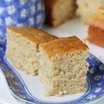 banana cake recipe , how to make easy banana cake