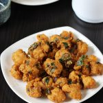cauliflower pakoda | gobi pakora recipe | gobi recipes