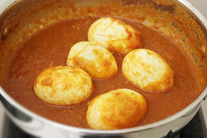 kasuri methi in egg curry recipe