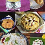 pongal recipes | sankranti recipes |  pongal festival recipes