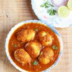 Punjabi egg curry recipe | Anda curry in dhaba style | Punjabi recipes