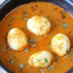 chettinad egg curry recipe | south Indian egg curry recipes