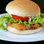 Chicken burger recipe | KFC Zinger burger recipe