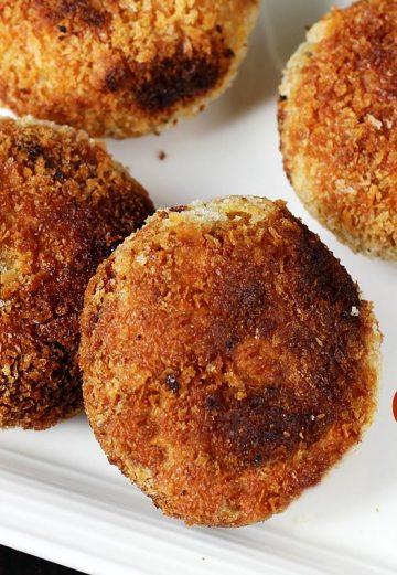 Chicken cutlet recipe   Chicken patties   Chicken tikki recipe