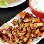 chicken shawarma recipe | how to make shawarma