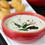 coconut chutney recipe | how to make coconut chutney for idli dosa