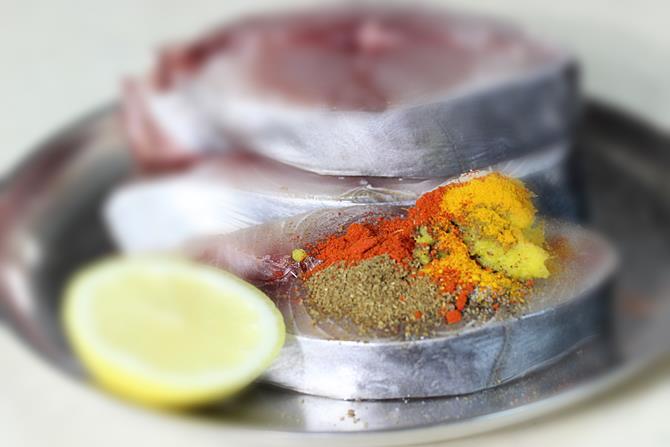 marinate fish