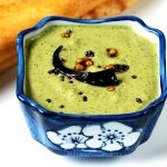 pudina chutney recipe for idli dosa vada | pudina pachadi