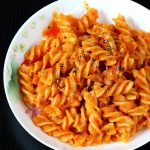 Red sauce pasta recipe | Pasta in red sauce recipe for kids & toddlers