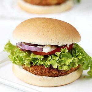 Veg burger recipe | How to make burger recipe | Veggie burger recipe