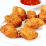 chicken nuggets recipe, how to make chicken nuggets at home