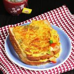 Egg bread toast recipe | Bread toast with egg