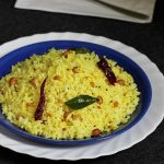 mango rice recipe   mamidikaya pulihora   mavinakayi chitranna