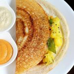 Dosa recipe | How to make dosa batter at home | Masala dosa