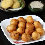 Mysore bonda recipe | how to make bonda | ulundu bonda