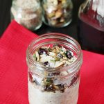 Overnight Oats Recipe | Dates Nut Overnight Oats Recipe