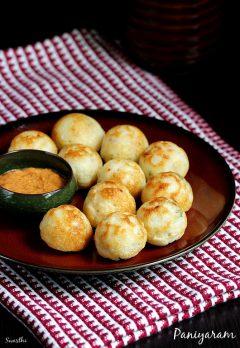 Paniyaram Recipe | Kuzhi paniyaram recipe | Gunta ponganalu