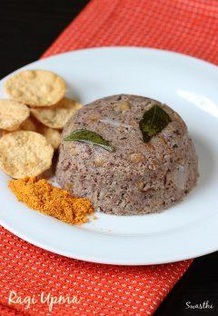 Ragi rava upma recipe | How to make ragi upma | Ragi recipes