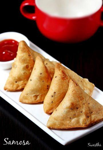 Samosa recipe | How to make samosa recipe | Punjabi samosa recipe