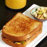 Veg sandwich recipe | Easy vegetable sandwich recipe